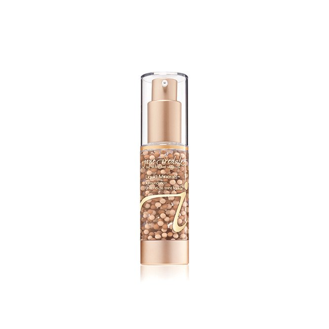 Jane Iredale LIQUID MINERALS A FOUNDATION – Natural