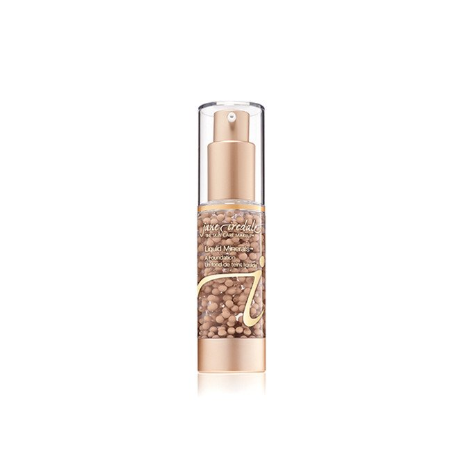 Jane Iredale LIQUID MINERALS A FOUNDATION – Satin
