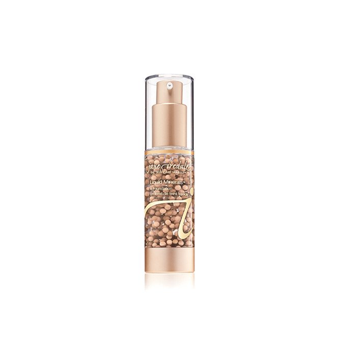 Jane Iredale LIQUID MINERALS A FOUNDATION – Suntan