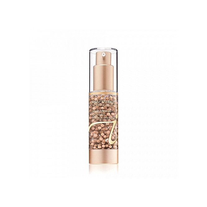 Jane Iredale LIQUID MINERALS A FOUNDATION – Warm Silk