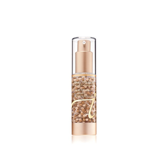 Jane Iredale LIQUID MINERALS A FOUNDATION Light Beige