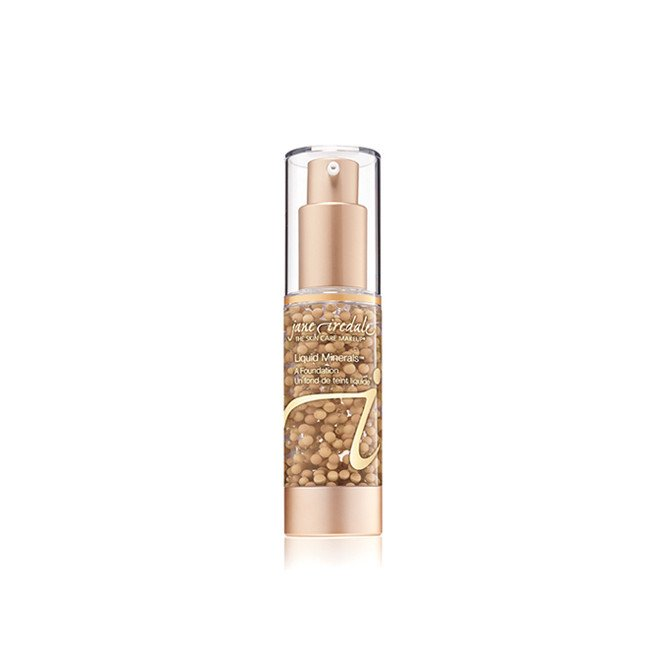 Jane Iredale LIQUID MINERALS A FOUNDATION – Caramel