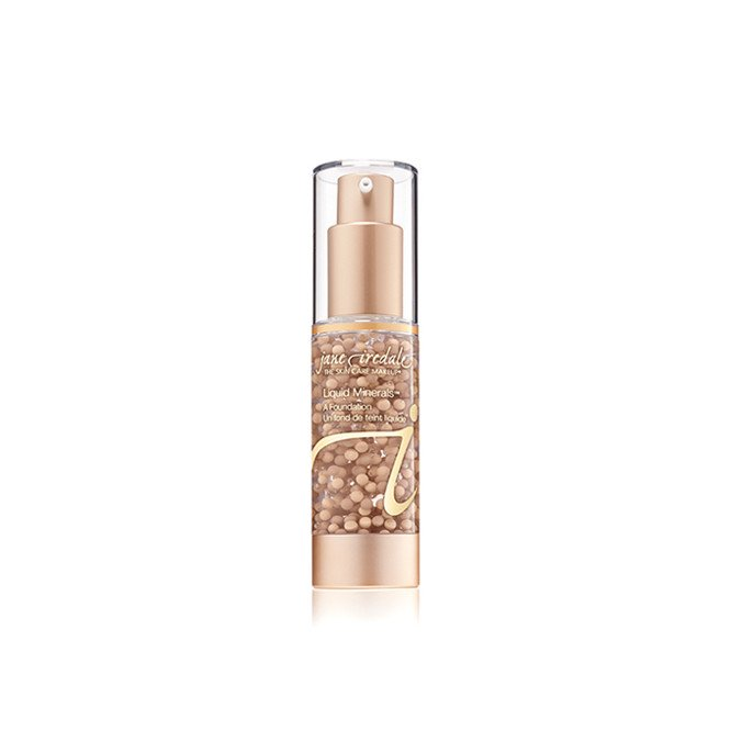 Jane Iredale LIQUID MINERALS A FOUNDATION – Radiant