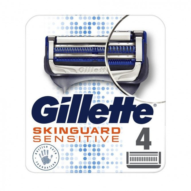Gillette Skinguard Sensitive Shaving Foam 250ml