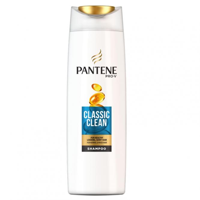 PANTENE shampoo classic clean 270ml