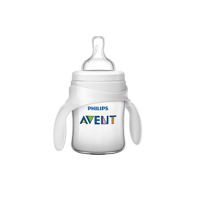 Avent classic bottles single pack 125ml