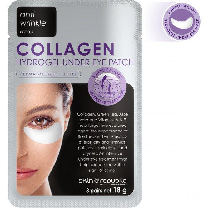 Skin Republic Collagen Under Eye Patch  3 Pairs 18G (10 Pk)