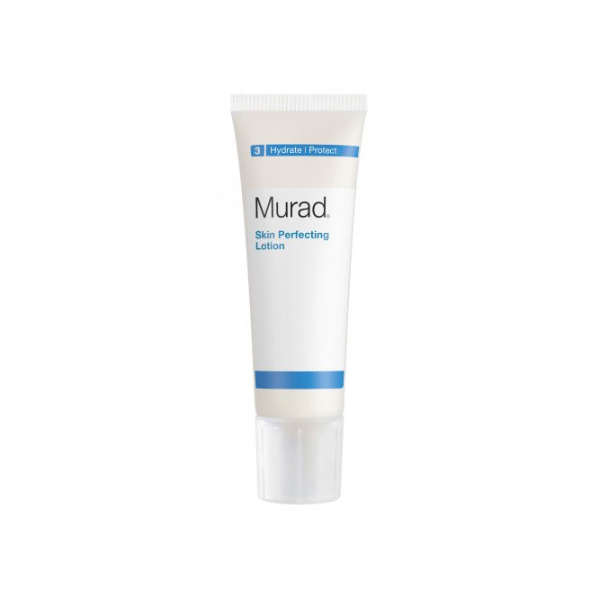 Murad Skin Perfecting Lotion (blue box)