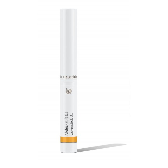 Dr Hauschka Pure Care Cover Stick 01 Natural