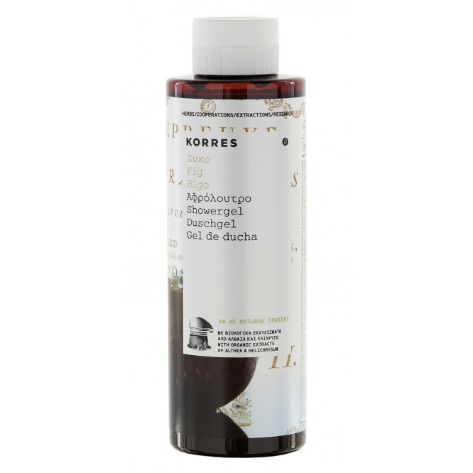 Korres Fig showergel _250ml