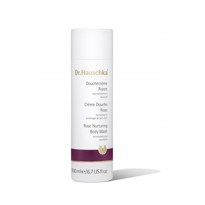 Dr Hauschka Rose Nurturing Body Wash