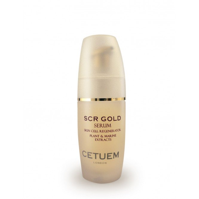 CETUEM SCR GOLD REGENERATOR SERUM 50ml