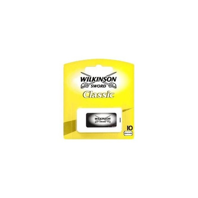 Wilkinson male shaving blades Classic Double-edged 10 pack