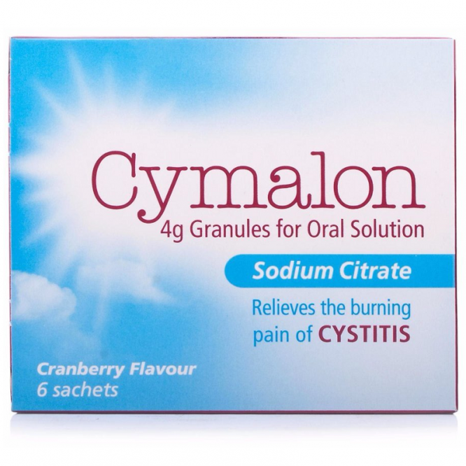 CYMALON sachets 6