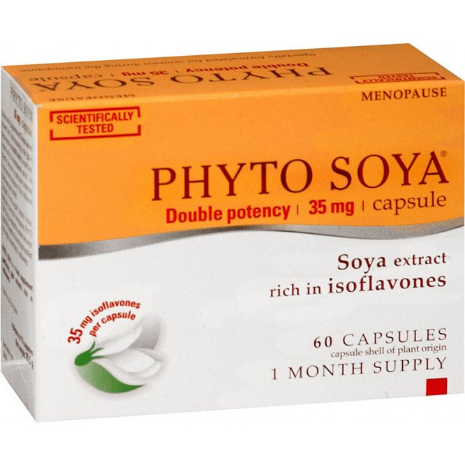 Arkopharma Phytosoya high strength capsules 60 pack