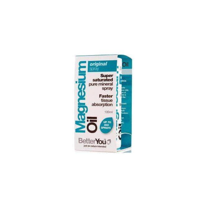 Betteryou Magnesium Oil original spray 100ml