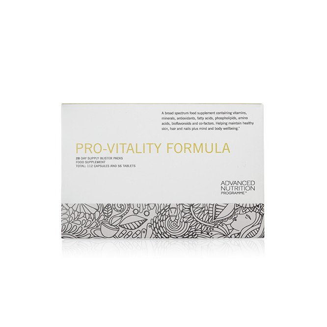 Advanced Nutrition Program ProVitality Formula