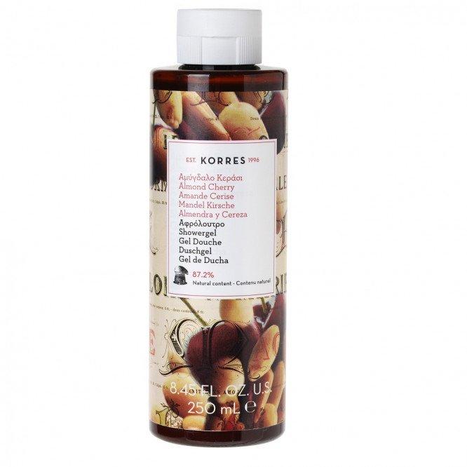 Korres Cherry Almond Shower Gel 250ml