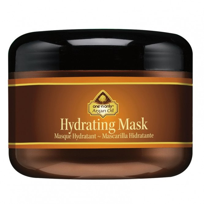 Argan Oil Hydrating Mask 200ml