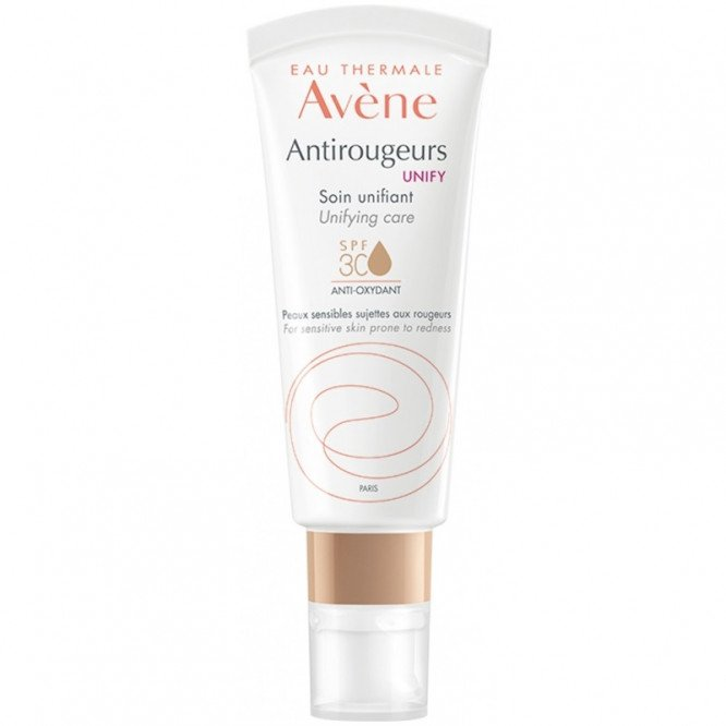 Avène Antirougeurs Unify Unifying Care SPF 30 40ml