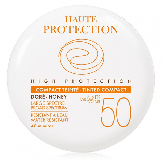 Avene High Protection Tinted Compact SPF 50 - Honey 10g