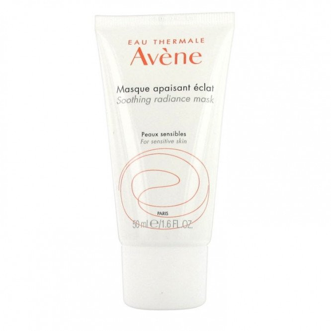Avène Les Essentiels Soothing Radiance Mask 50ml