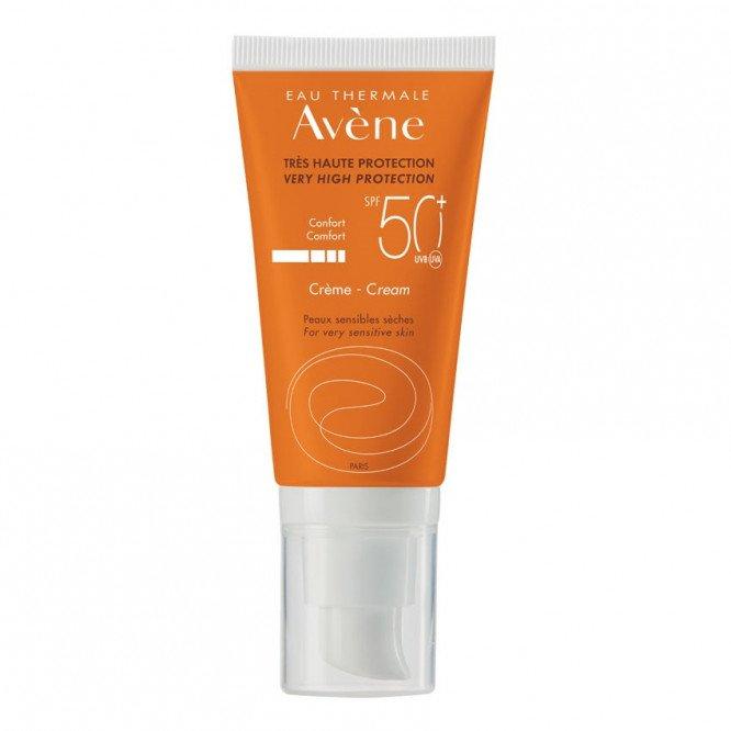 Avène Sun Care Cream SPF 50+ 50 ml