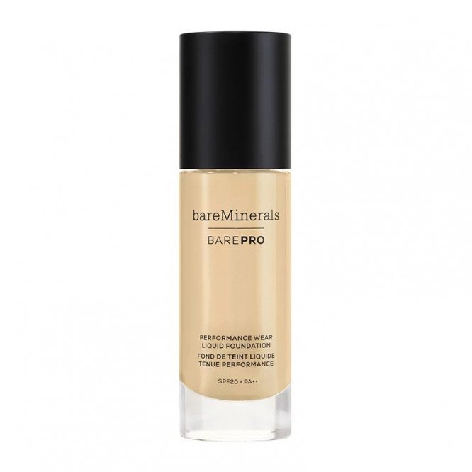 bareMinerals BarePro Performance Wear Liquid Foundation Aspen 04