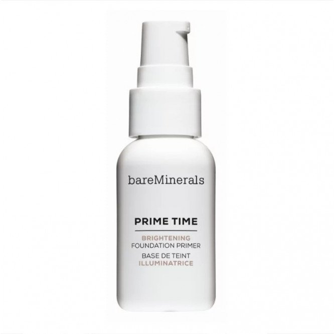 bareMinerals Prime Time Brightening Foundation Primer - 30ml