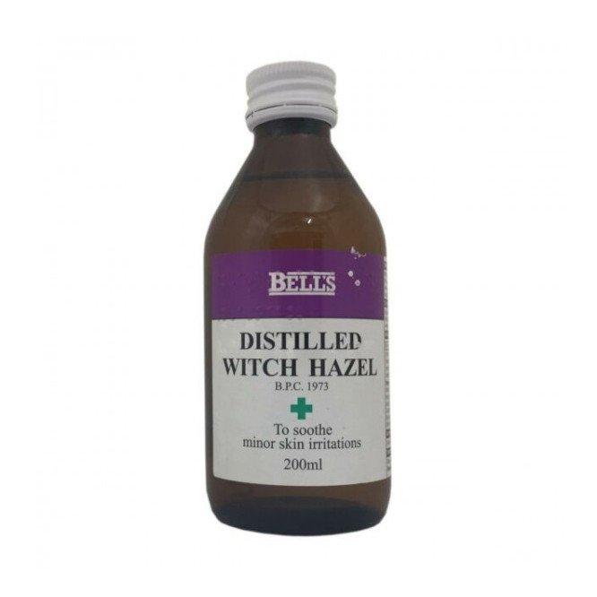 Bells Distilled Witch HazelBells Distilled Witch Hazel Bells Distilled Witch Hazel 200ml