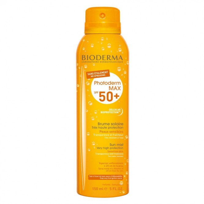Bioderma Photoderm Max SPF 50+ Sun Mist 150ml