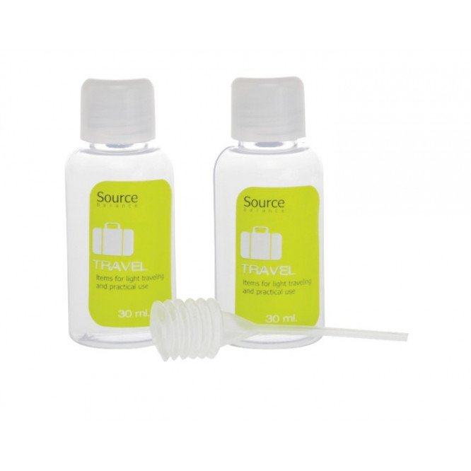 TREFFINA CYLINDER BOTTLES SMALL (TWIN PACK)