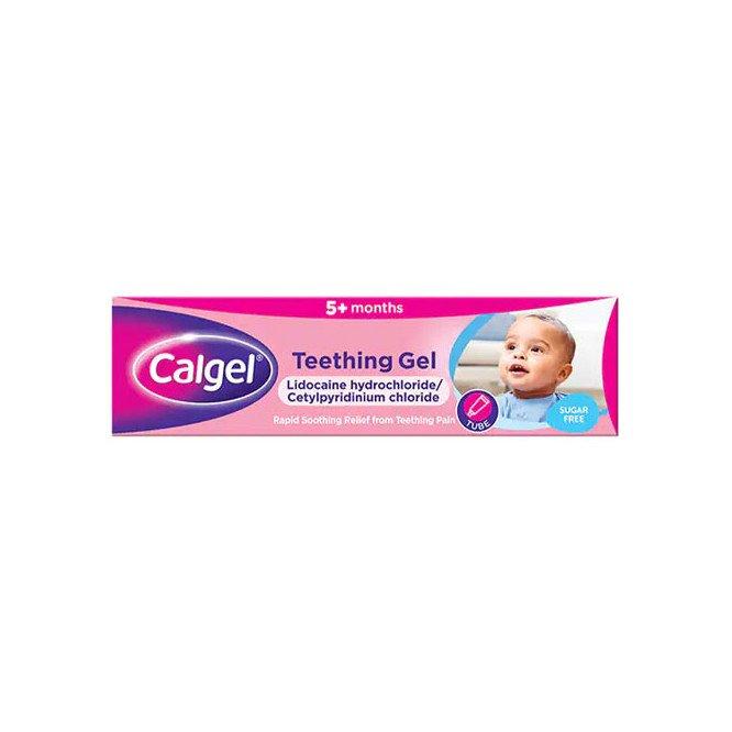CALGEL teething gel (P) 0.10%/0.33% 10g