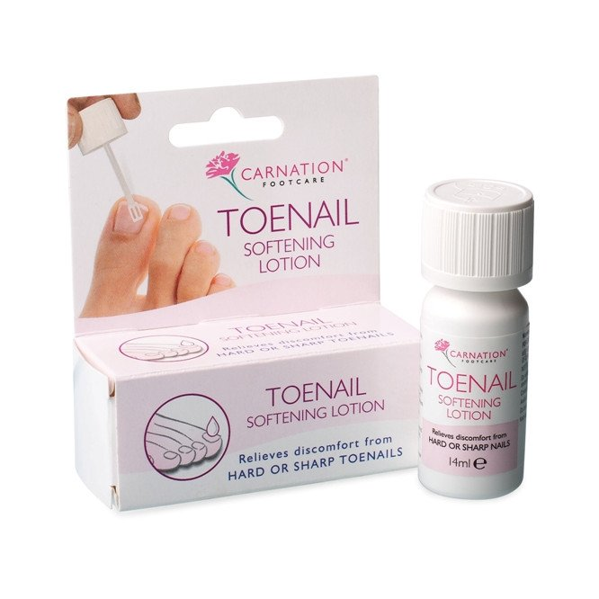 Carnation toenail softening lotion 14ml
