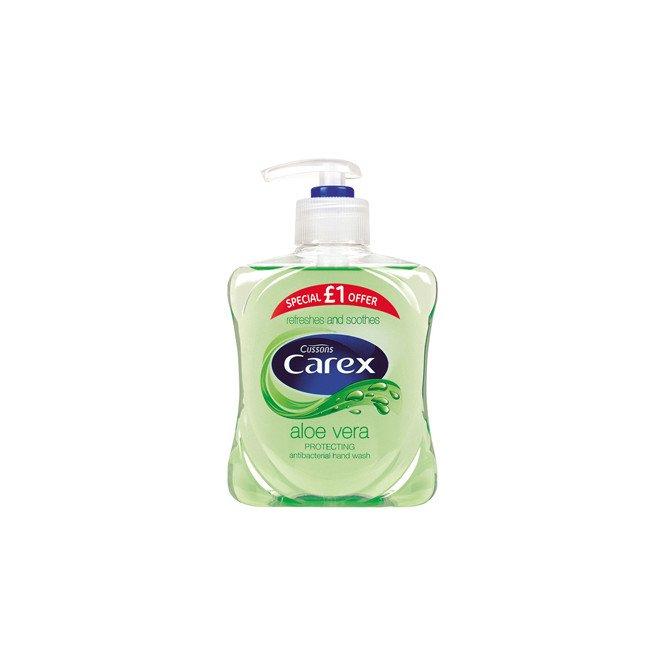Carex aloe vera handwash