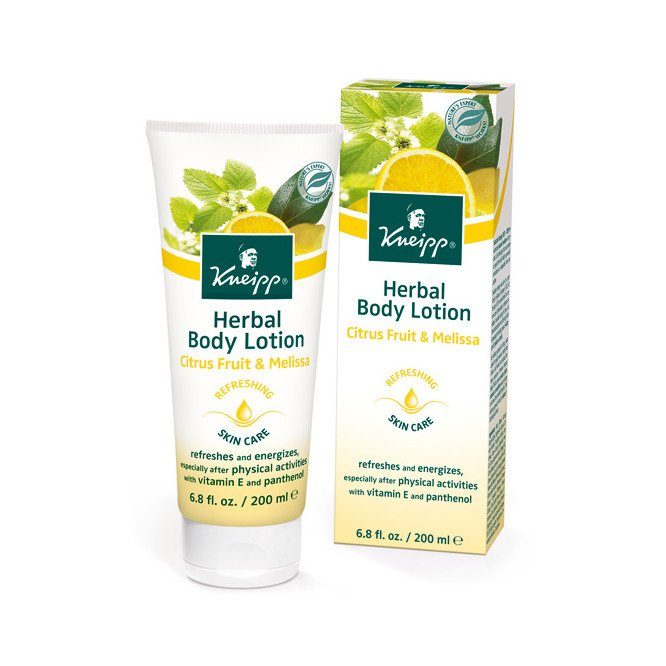 Kneipp Citrus Fruit & Melissa Herbal
