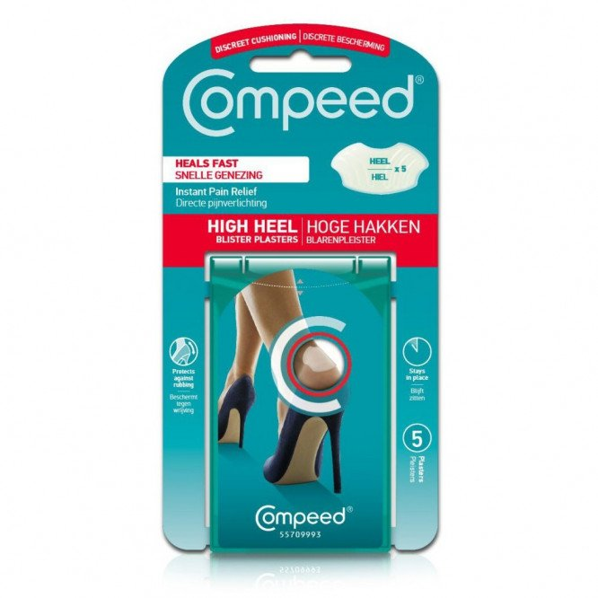 COMPEED blister plasters high heel 5