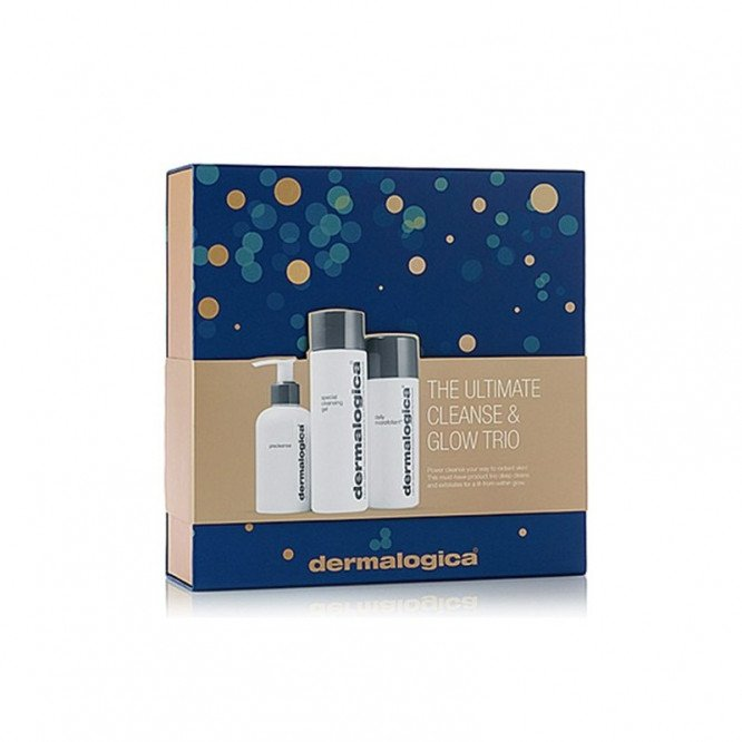 Dermalogica The Ultimate Cleanse & Glow Trio