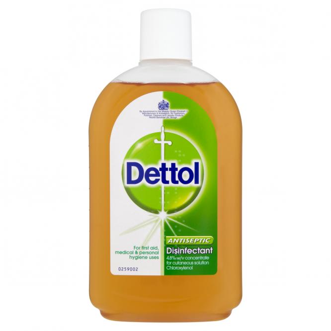Dettol Antiseptic Liquid 500m