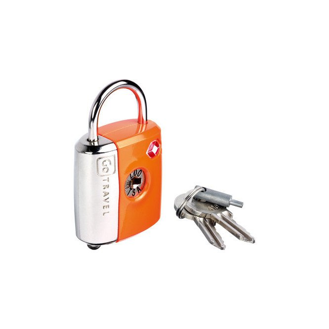 Go Travel Dual Combi/Key TSA LOCK®