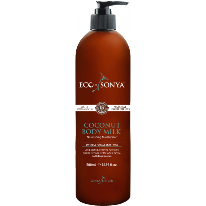 Eco by Sonya Coconut body milk