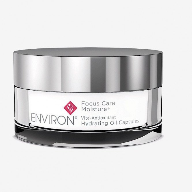 Environ Focus Care™ Moisture+ Vita-Antioxidant Hydrating Oil Capsules