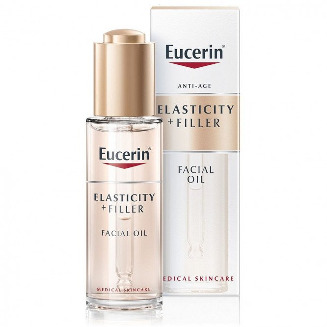Eucerin Elasticity+Filler Facial Oil 30ml