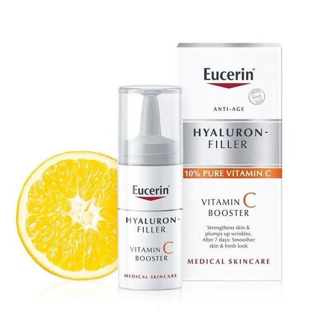 Eucerin Hyaluron Filler 10% Pure Vitamin C Booster 8ml
