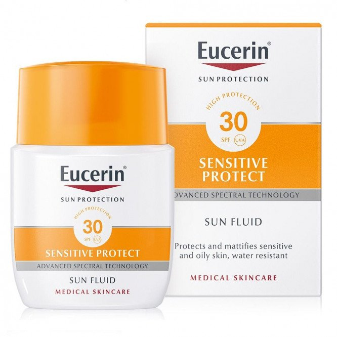 Eucerin Sun Fluid Sensitive Protect SPF 30