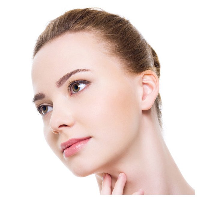 Facial Waxing - Side of face - Islington skin clinic