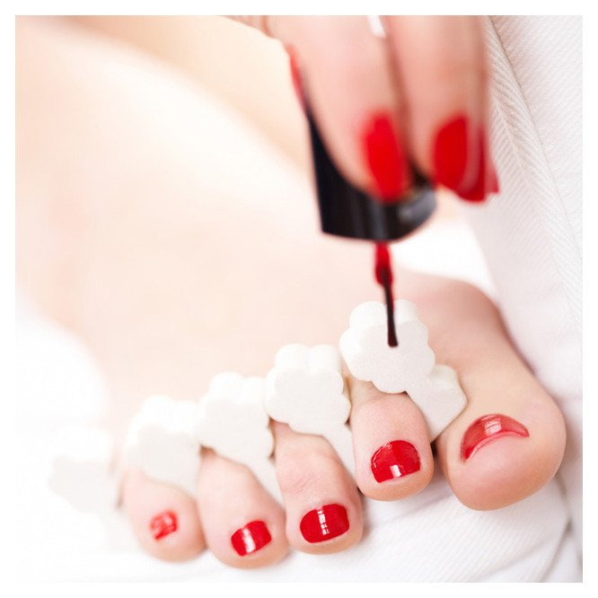 Feet - File and Polish