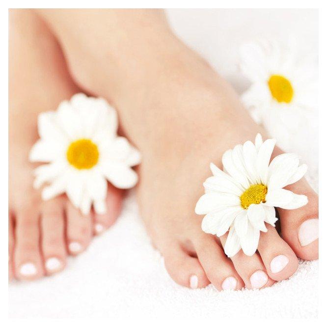 Feet - Luxury Pedicure