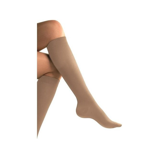 Go Travel Flight Socks Nude (S)