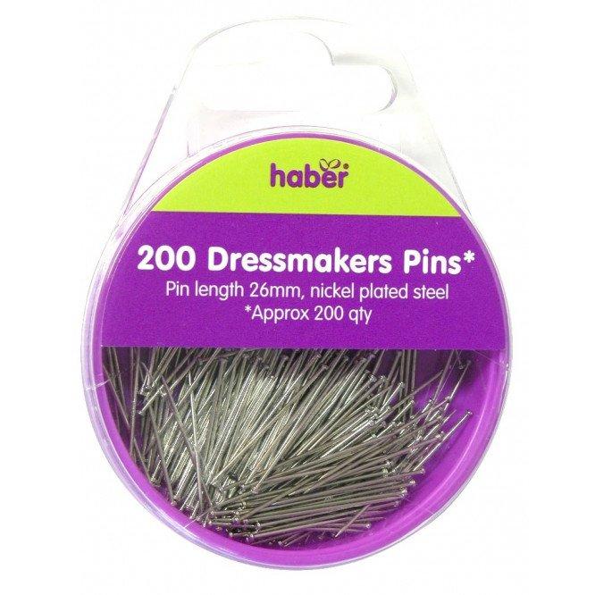 HABER DRESSMAKER PINS